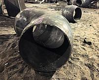 Отвод, стальной литье, фото 2