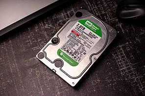 Жёсткий диск 3,5 Sata 2 Тб (2000 Гб)