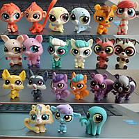 Littlest pet shop lps игрушка Hasbro лпс Пет Шоп Мини-высота 3 см ассортимент