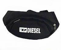 Сумки и аксесуары Сумки бренд Diesel Черный серий Еко кожа-балон арт.35500 б/р(р)
