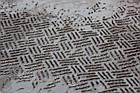 Ковер современный OPERA A004A 1,6Х2,3 БЕЖЕВЫЙ прямоугольник, фото 3