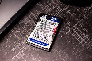 Жёсткий диск для ноутбука, 160 Гб, 2,5 HDD, винчестер. Гарантия 1 месяц