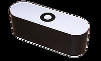 Портативна колонка Atlanfa AT-7707 Super Bass bluetooth MP3 FM AUX USB TF Чорна