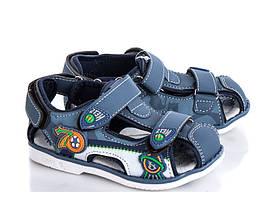 Сандалі дитячі синій колір для хлопчика розмір 26-31 Київ