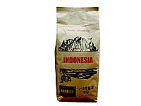Кофе в зернах Indonesia Arabica coffee 100% Арабика 1 кг.