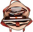 Сумка мужская Vintage 14394 Коричневая, Коричневый, фото 10