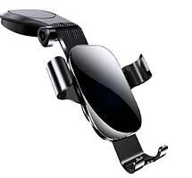 Автодержатель JOYROOM dashboard gravity bracket JR-ZS198, черный