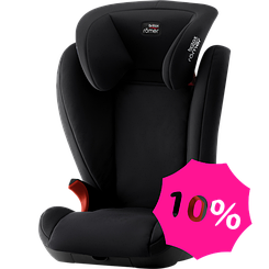 Автокресло BRITAX ROMER KID II (Black Series)