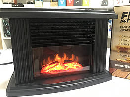 Камін обігрівач Flame Heater з ПУЛЬТОМ