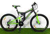 Горный двухподвесный велосипед Azimut Power 24 GD, фото 1