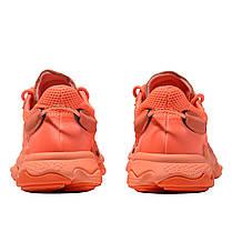 "Кроссовки Adidas Ozweego Semi Coral ""Оранжевые"", фото 3"