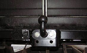 Фаркоп NISSAN PATHFINDER 1998-2005. Тип F (съемный крюк)