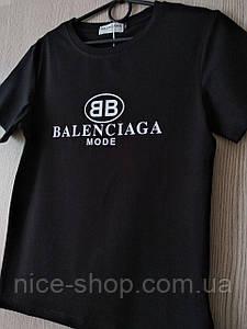 Футболка мужская Balenciaga черная