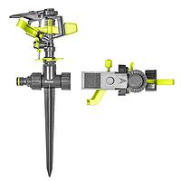 LIME EDITION Ороситель пульсирующий на колышке, LE-6103