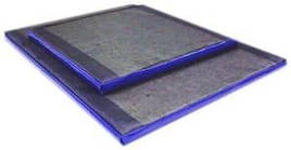 Дезінфікуючий килимок 1,0х1,0 м, Froma