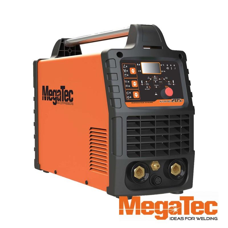 Зварювальний апарат MegaTec STARTIG 205P