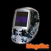 Сварочная маска MegaTec КОМАНДОР 423R (steel)