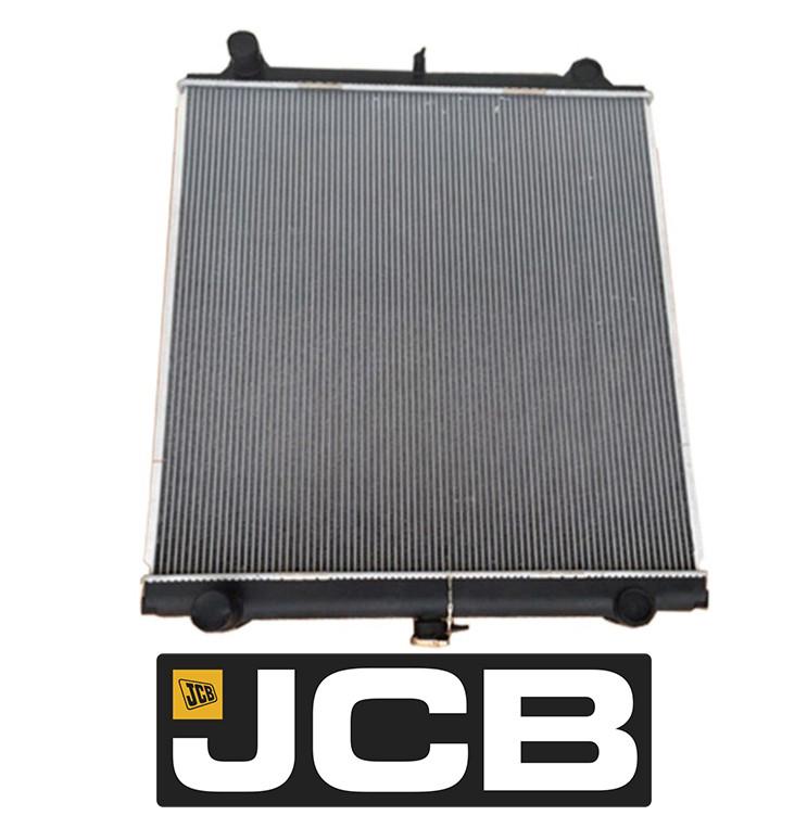 Радиатор для спецтехники JCB