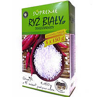 Рис белый Riz Bialy Dlugoziarnisty 600г, Польша