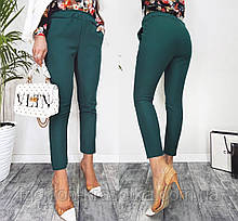 Модные женские штаны,ткань габардин,размеры:42,44,46,48.