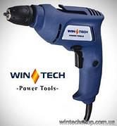 Дрель электрическая WINTECH WED-350