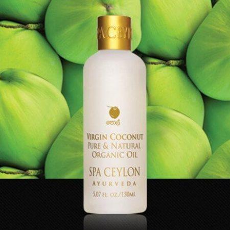 Натуральное органическое нерафинированное кокосовое масло, 150 мл