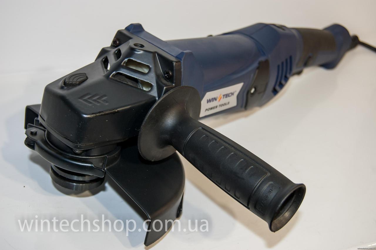 Углошлифовальная машина WINTECH WAG-150/1200