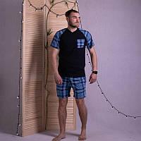 Мужская летняя пижама 48-56р