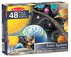 Напольный пазл Солнечная система Melissa & Doug (MD10413)