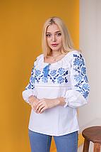 """Женская вышиванка с классическим орнаментом """"Роза"""", фото 3"""