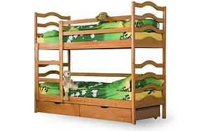 Кровать двухъярусная София с ящиками Venger™