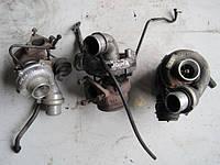 Турбина (оригинал, б/у) Фольксваген Транспортер Т4 (Volkswagen Transporter) двигатель 1.9 TDI, 2.5 TDI
