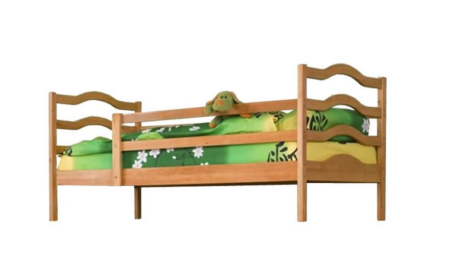 Кровать София одноярусная 80х190 с перегородками Venger