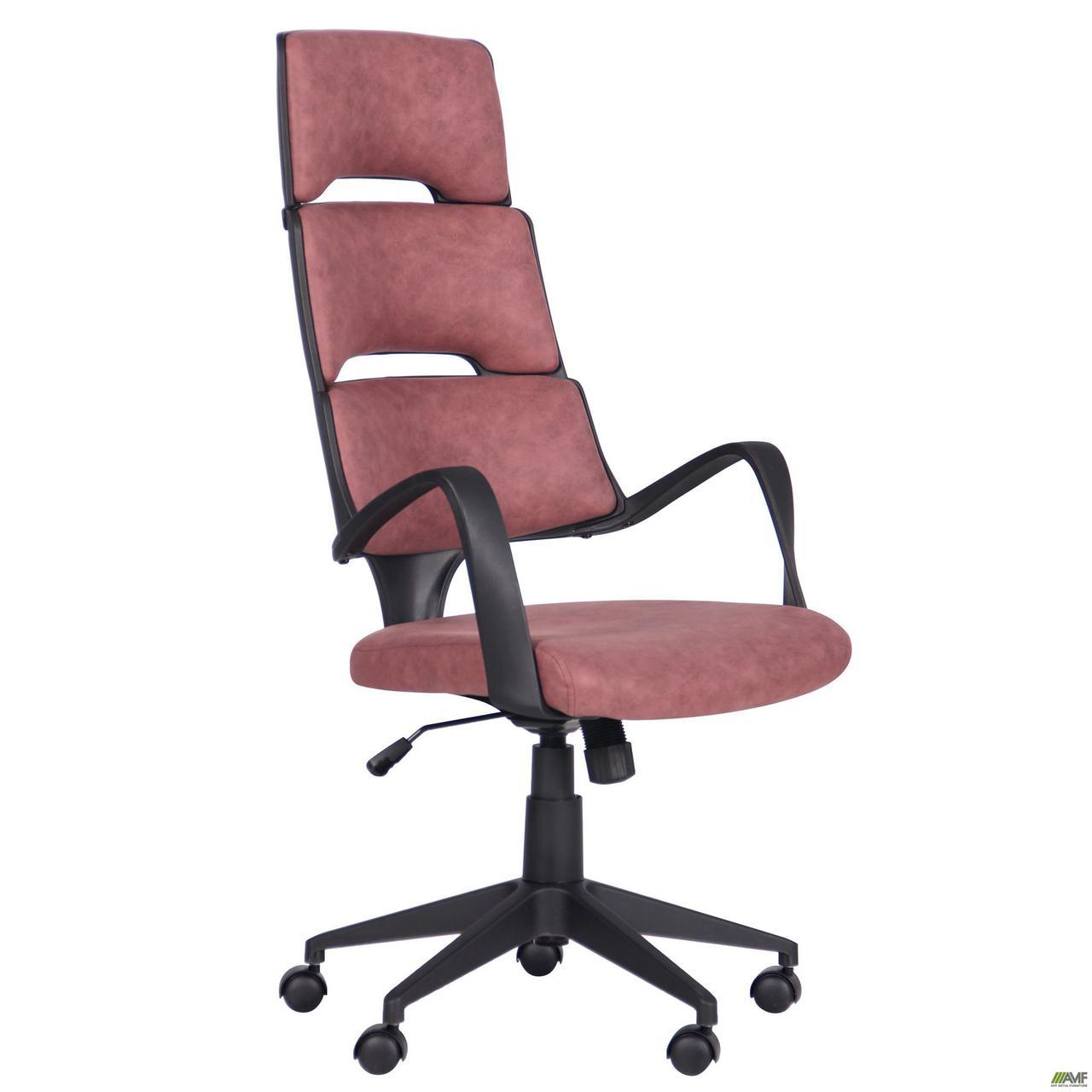 Кресло офисное AMF Spiral Black Rose