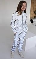 {есть:146,152} Светоотражающий костюм для девочек ,  Артикул: SWT8899