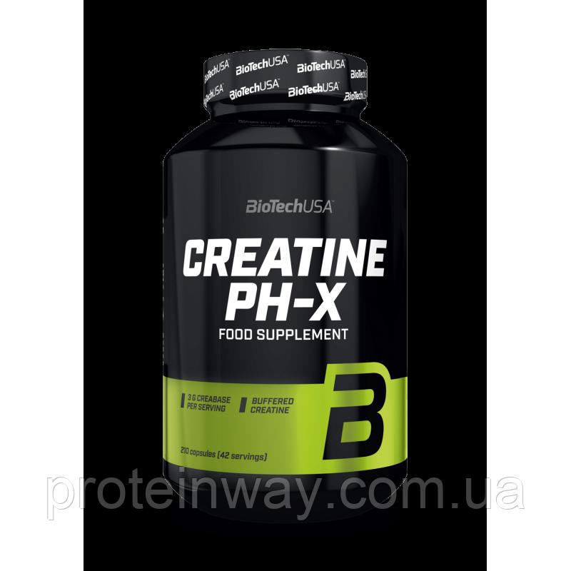 Biotech USA Креатин Creatine Ph-X 210 капс