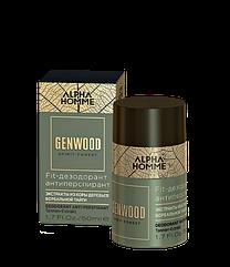Fit-дезодорант антиперспірант Estel Genwood 50 мл