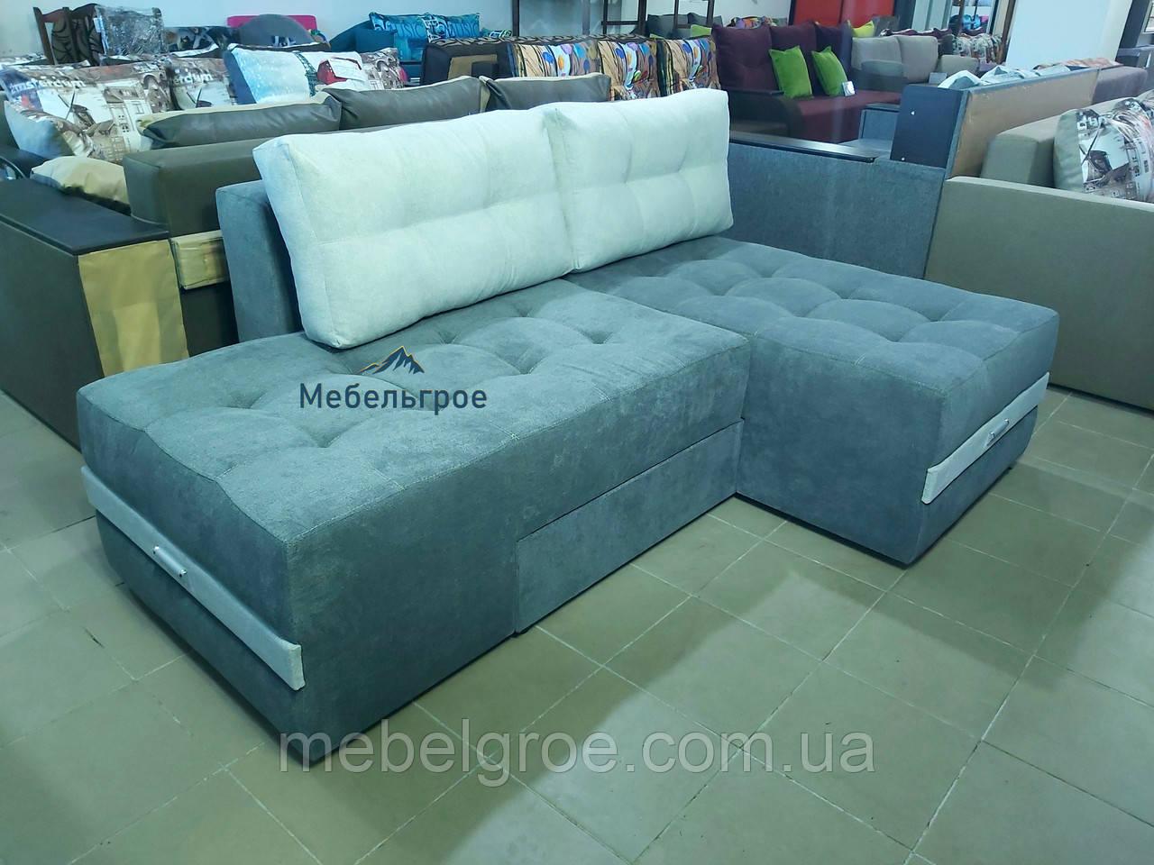 Угловой диван Чики-пики-2 (ламель+пруж.блок) тм Мамомебель