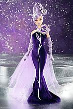 Коллекционная кукла Барби Серебряная Роза