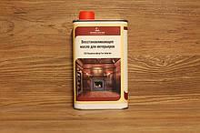 Интенсивный очиститель и смывка от воска, Olio Regenerante per Interni