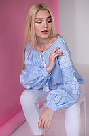 Этно вышиванки женские  - Голубки
