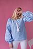 Этно вышиванки женские  - Голубки, фото 2