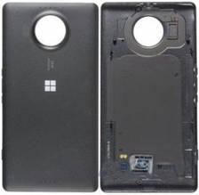 Задняя крышка Microsoft (Nokia) Lumia 950 XL Dual Sim черная Оригинал Китай