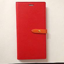 Чехол для Meizu M3 Max Goospery Diary Red