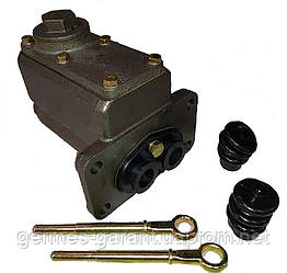 Циліндр гальмівний головний 2 штока ГАЗ 66 старого зразка