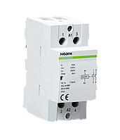 Модульный контактор Noark 25А 2NO 230V Ex9CH2520 107320