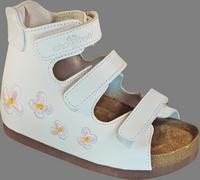 Ортопедичні сандалі на корковій підошві 07-003 р-н. 21-30