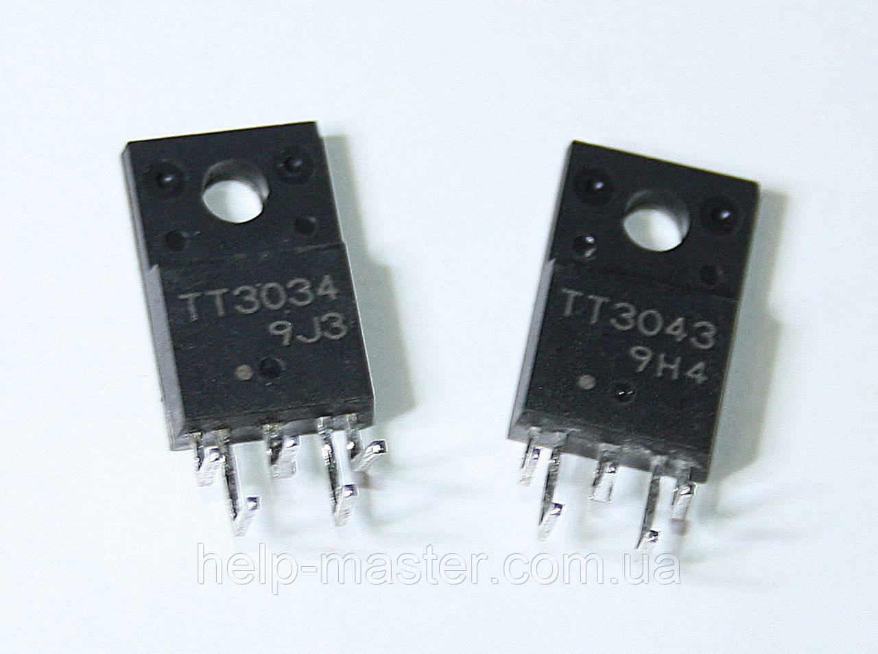 Транзистор TT3034/TT3043 (TO-220FP)