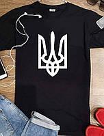 """Мужская футболка """"Тризуб"""", фото 1"""