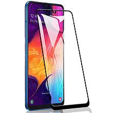 Защитное стекло XD+ (full glue) (тех.пак) для Samsung Galaxy A20/A30/A30s/A50/A50s/M30/M30s/M31/M21
